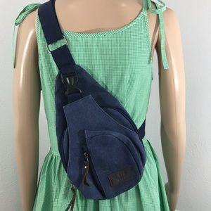 KJ Canvas Single Strap Sport Pack Sling Bag